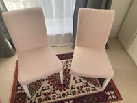 IKEA (Henriksdal) | Dining Chairs (pair)