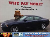 2012 Dodge Charger |AWD| LEATHER | $22,997.00| 33,826 KMS|