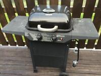 1 year old Uniflame small BBQ