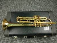 Trumpettrumpet e-benge resno - tempered bell 3 costum built Los Angeles