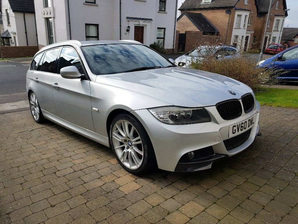 2011 bmw 3 series 3 0 m sport touring lci 215bhp e91 325i m sport manual estate not m3 avant. Black Bedroom Furniture Sets. Home Design Ideas