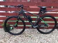 Men's Cube mountain bike (anologue)