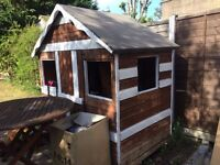 Free Wendy House available