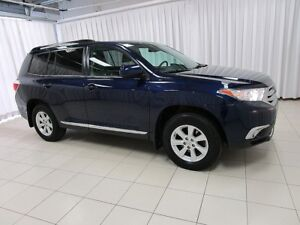 2013 Toyota Highlander DONT MISS THIS DEAL!! RARE HIGHLANDER!! V