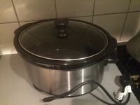 Slow Cooker - Used but Good Condition