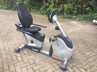 Bremshey Cardio Comfort Ambition recumbent exercise bike