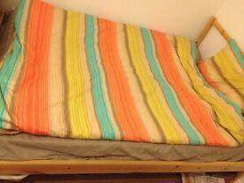 IKEA Nearly New Kingsize(double bed) Mattress on SALE!