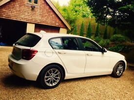 BMW 1 Series, 2013, 1 Owner, FBMWSH