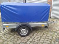Brand new car trailer for sale used only once