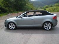 Audi A3 2009 20 TDI Sports convertible