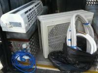 Air conditioning unit. Unused.