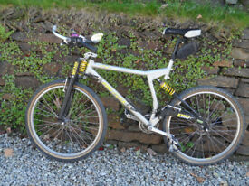 Proflex 657 Expert Series Full Suspension Mountain Bike