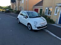 Fiat 500 lounge 2013 lovely condition only 9170 miles 12 months mot