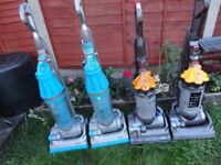 spares or repair 4 dyson hoover look all 4 together