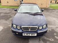 ROVER 75 CLASSIC CDT SE. 2.0 DIESEL MANUAL