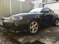 2006 Hyundai Coupe 2.0 SE Black 76K MOT March 18