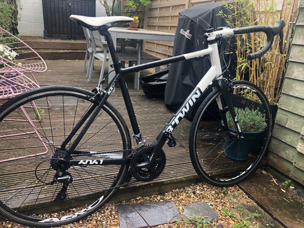 Btwin Triban 520 road bike   in Wimbledon, London   Gumtree