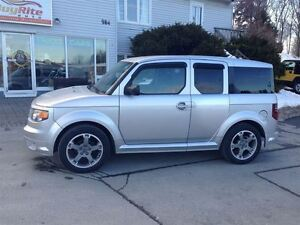 2007 Honda Element SC  NEW MVI CLEAN