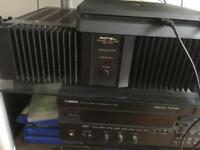 Rotel power amplifier RB-1070