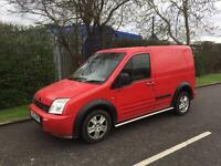 FORD TRANSIT CONNECT 2004 PANNEL VAN YEAR MOT GOOD SOILD WORK VAN DIESEL 1.8 TDI