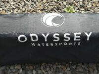 Odyssey soft roof bars