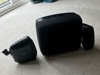 Samsung Subwoofer and wall speakers