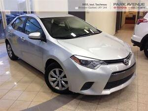 2015 Toyota Corolla **PROMOTION**BANC CHAUFFANT*ECRAN TACTILE*