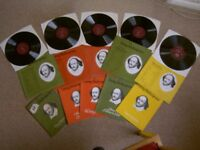 Shakespeare Plays on Vinyl (26 editions of Living Shakespeare Plays)