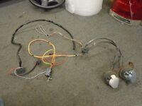 Vauxhall Vectra C Signum 2002-2009 Towbar Tow Bar wiring loom sockets