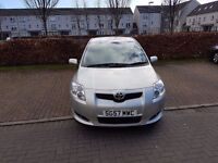 QUICK SALE AS MOVING IN 3 WEEKS 44000 miles, 12 MNT MOT Cheap on fuel Insurance & Tax. Toyota Auris