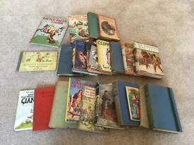 Children's books from the 1940s/50s