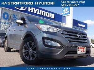 2013 Hyundai Santa Fe Sport 2.4 Luxury | LEATHER | PANO-ROOF | A Stratford Kitchener Area image 1