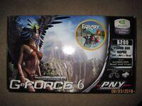 PNY Tech, nVidia GeForce 6 Graphics accelerator 3D