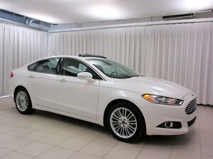 2016 Ford Fusion A NEW ADVENTURE IS CALLING!!! SE ECO BOOST AWD