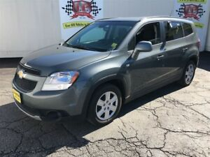 2012 Chevrolet Orlando 2LT, Automatic, Third Row Seating