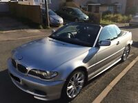 BMW 320cl Convertible - FOR SALE - 76K
