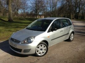 FORD FIESTA - SERVICE HISTORY - YEARS MOT - GREAT CONDITION