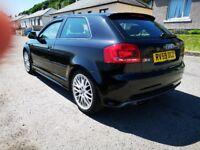 Audi S3 2009 1 yr mot recent service