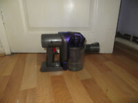 Dyson DC31 animal, Dyson handheld hoover, vacuum cleaner
