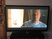 HD TV 50 inch flat screen
