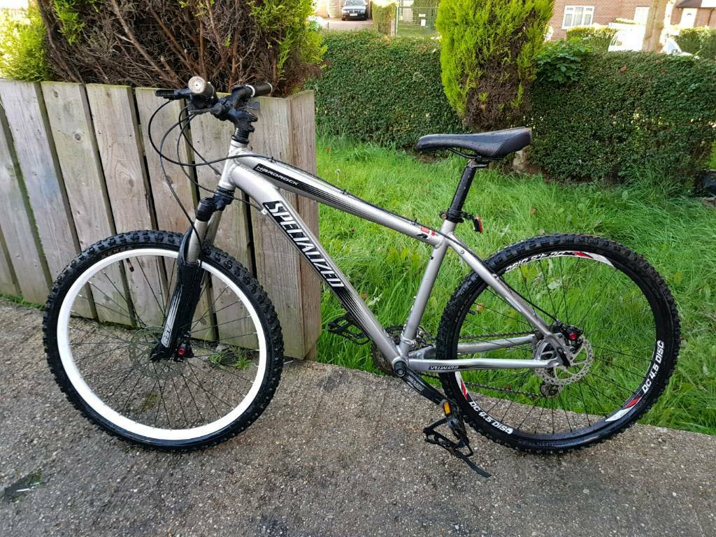 Adults SPECIALISED HARD ROCK mountain bike for sale ..