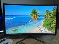 "MSI Optix G241VC 24"" Curved Gaming Monitor"