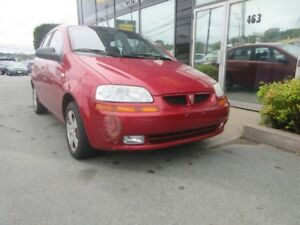 2007 Pontiac Wave AUTO HATCH ONLY 99K