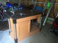 Kitchen Island - Reduced to sell because moving