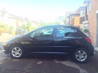 Peugeot 207 1.4 Sport **LOW Millage** Great condition!