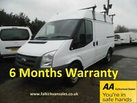 Ford Transit 2.2 TDCi 260 Med Roof Duratorq (SWB)