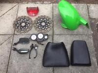 Zx7r job lot Spares Or Repairs