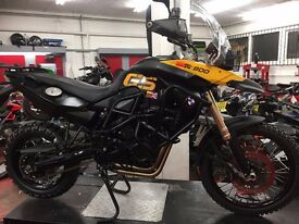 BMW F 800 GS possible swap