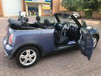 ***Convertible Mini Cooper *1.6 Petrol**One Year Mot** RECENTLY FULLY SERVICED**