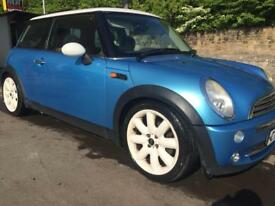 Mini Cooper 9 months mot px welcome